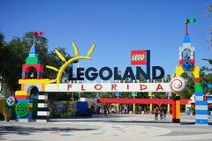 Legoland佛罗里达 免版税库存照片