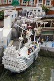 Legoland缩样,加州 免版税库存照片