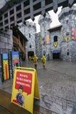 Legoland马来西亚主题乐园 21次争斗大白俄罗斯社论招待节日图象授以爵位中世纪国家俄国小组乌克兰与 库存图片