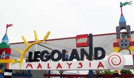 Legoland马来西亚 库存照片