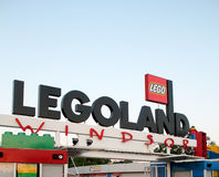 Legoland Виндзор Стоковое Фото