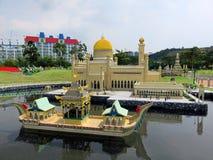 Legoland主题乐园 免版税库存照片