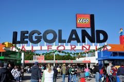 Legoland Immagine Stock