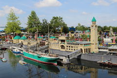 Legoland Photo stock