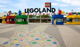 Legoland Californië Stock Fotografie