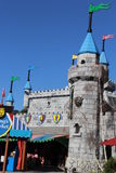 Legoland California Castle Royalty Free Stock Photography