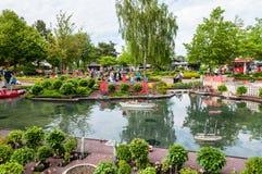Legoland dans Billund, Danemark-juin 29,2015 Photo stock