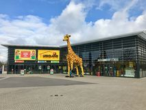 Legoland Discovery Centre in Oberhausen, Germany Royalty Free Stock Photography