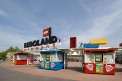 Legoland Entrance Stock Photography