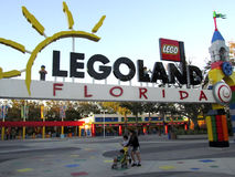 Legoland, Florida Stock Images