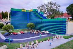Legoland Florida Miniland USA. Resort royalty free stock images