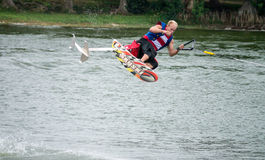 Legoland Florida Water Skiing Shows Royalty Free Stock Photography