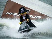 Legoland Florida Water Skiing Shows Stock Images