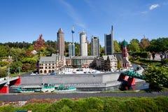 Legoland. Frankfurt-am-Main – Romer Royalty-vrije Stock Fotografie