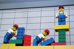 Legoland Johor Photographie stock