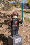 Legoland Kalifornien - Carlsbad, San Diego County, Kalifornien Arkivbild