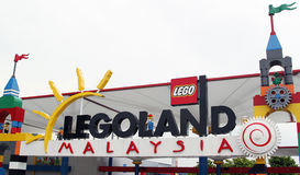 Legoland Malásia Foto de Stock