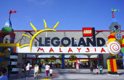 Legoland Malaisie Images stock