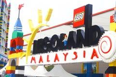Legoland Malaysia Theme Park Stock Photos