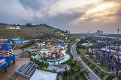 Legoland Malesia fotografia stock
