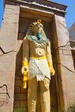 Legoland-Pharao Lizenzfreies Stockbild