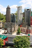 Legoland, Ulm, Allemagne, année 2009 Photographie stock