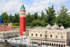 Legoland, Ulm, Allemagne, année 2009 Images libres de droits