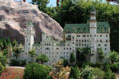 Legoland, Ulm, Allemagne, année 2009 Photographie stock libre de droits