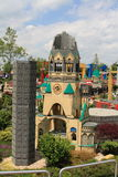 Legoland, Ulm, Duitsland, jaar 2009 Stock Foto