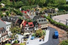 Legoland, Ulm, Duitsland, jaar 2009 Royalty-vrije Stock Afbeeldingen