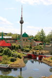 Legoland, Ulm, Duitsland, jaar 2009 Royalty-vrije Stock Fotografie