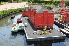 Legoland, Ulm, Duitsland, jaar 2009 Stock Fotografie