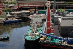 Legoland Ulm, Tyskland, år 2009 Arkivbilder