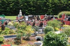 Legoland Ulm, Tyskland, år 2009 Arkivbild