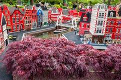 Legoland w Billund, czerwiec 29,2015 Zdjęcia Stock
