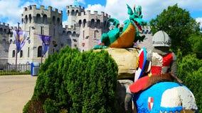 Legoland Windsor Stockfotos