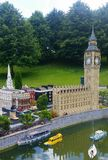 Legoland Windsor Imágenes de archivo libres de regalías