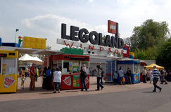 Legoland Windsor Stock Photography