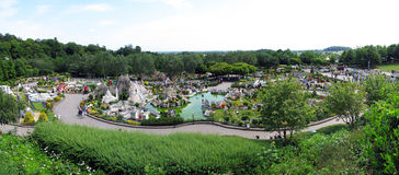 Legoland Windsor - miniland Royalty Free Stock Photos
