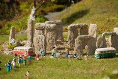 Legoland Windsor Theme Park Royalty-vrije Stock Afbeeldingen