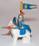 Legoridder Royalty-vrije Stock Fotografie