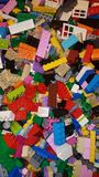 Legos Στοκ Εικόνες