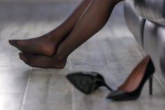 Legs Royalty Free Stock Photo
