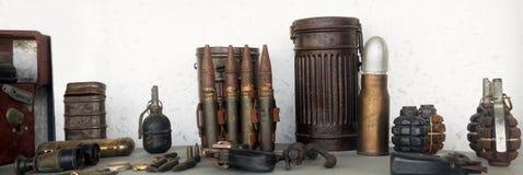 Legs de la deuxième guerre mondiale Image stock