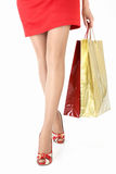 Legs go from shop Stock Photo