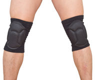 Legs with knee caps Stock Photography