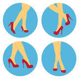 Legs Royalty Free Stock Photos