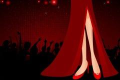 Legs of Stylish Lady Royalty Free Stock Photo