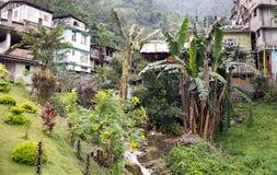 Legship village, West Sikkim, India Royalty Free Stock Photos