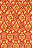Legt de beelden artistieke textuur, Thaise textuur, Thaise st royalty-vrije stock fotografie